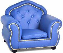 GZQDX Kindersofa Einzelperson Cartoon kleines Sofa