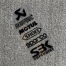 GZSC 1 Set reflektierend/Laser Motorrad