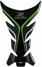 GZSC Kohlefaser-Aufkleber Set für Z900 Motorrad