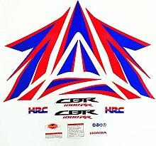 GZSC Motorrad Full Kit Qualitäts-Aufkleber for