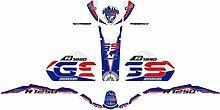 GZSC R1250 R 1250 GS Motorrad-Aufkleber for