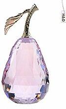 H&D Kristall Figur - Briefbeschwerer Glas Kristall