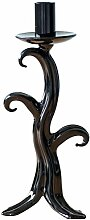 H&H Kerzenständer, Design: George I, aus Glas