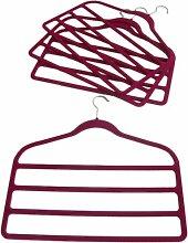H & L Russel Ltd Raumspar-Kleiderbügel mit