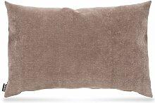 H.O.C.K. 90082 Kissen Graceland, 60 x 40 cm, taupe