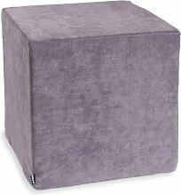 H.O.C.K. 90105 Cube Graceland, 45 x 45 x 45 cm, mauve