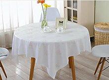 H&S Geschirrtücher Couchtisch Pad PVC-Tischdecke Tuch Kunststoff Tischdecke Nachttisch abgedeckt Tuch Tabelle Mat (Farbe: C, Größe: 40 * 50 CM)