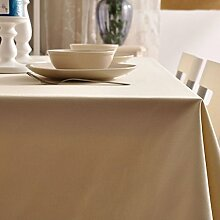 H&S Monochrome Moderne minimalistische Tischdecke Tischdecken Tischdecken von Couchtisch (Größe: 70 cm x 70 cm) XXPP
