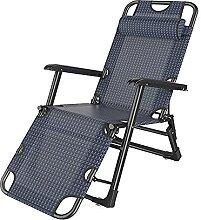 H.Slay Zero Gravity Relaxsessel Campingstuhl für