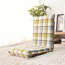 H&U Verstellbar Stock-Stuhl Gepolstert,Faltbare 5