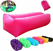 H.Yue Inflatable Lounger Air Sofa Portable