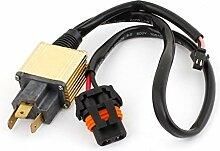 H4 HID-Xenon-Licht-Lampe Warnung Fehler Kein Flicker Canceller Decoder