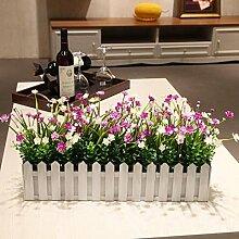 HA@GAO, Zuhause Hochzeit Garten Dekoration,Lieferinhalt:Enthält eine Flasche-50cm