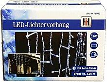 HAAC 100er LED Lichtervorhang Eiszapfen