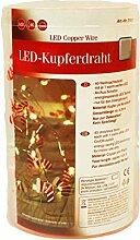 HAAC 40er LED Lichterkette Nikolausstiefel Stiefel