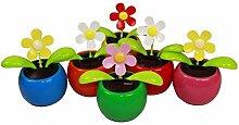 HAAC Solar Wackelblume Blume 2er Se