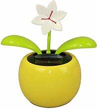 HAAC Solar Wackelblume Blume Lilien