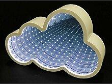 HAB & GUT -L233- Wandlampe/Tischlampe Weiße Wolke