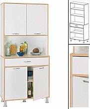 habeig Hochschrank COOKY 4047 Küchenschrank