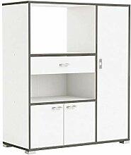 habeig Küchenschrank 955 Schrank Küchenregal