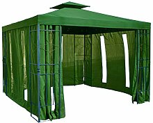 habeig Pavillon Seitenteile mit Fenster &