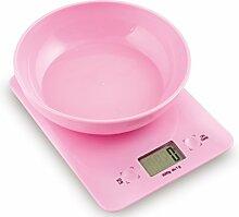 HABI Rohs 2873 Digitale Küchenwaage rosa