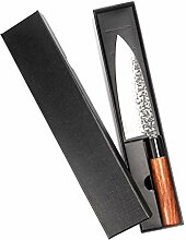 Hackmesser Handschmieden japanische Messer Set