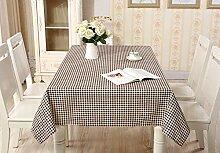 HACLJPP Wachs Stoff Cotton Tablecloth, Für