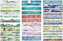 Hacoly Fotoalbum Sticker Aufkleber Kinder Mädchen