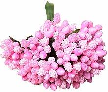 Hacoly Kunstblumen Blumen Deko Weihnachtsbaum