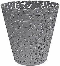 Hacoly Papierkorb Kunststoff Papiereimer