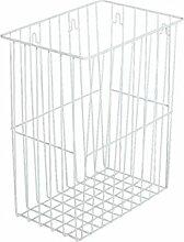 Häfele Wäschekorb Anschraubkorb 390x240x650mm