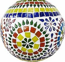 Hänge Mosaik Lampen Rund Orientalisch Dekoleuchte