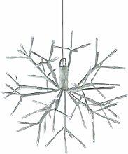 Hängedeko Fenster Weihnachten LED Stern außen