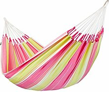 Hängematte Botanica Pink/Grün BOH16–2Die Siesta–Letzten Stück -
