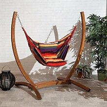 Hängematte Isenberg mit Gestell Garten Living