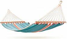 Hängematte mit Stab Obst Curacao Blau frr11-3