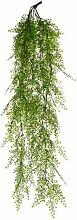 Hängende Kunstpflanze Zypresse Die Saisontruhe