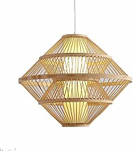 Hängende Lampe Kreative handmade Bamboo