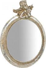 Hängender Spiegel L27xPR5xH33 cm, antik