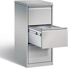Hängeregisterschrank Metall DIN A4 3 Schubladen