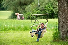Hängesessel Amazonas Swinger sand 50x105cm