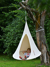 Hängezelt Cacoon Bonsai Hang-in-out weiß,