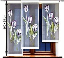 HAFT® Flächenvorhang kurz, Panel kurz,