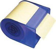 Haftnotizspender »Roll Notes« blau, inFo, 6x100