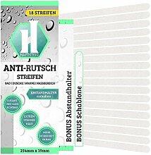 HAFTSTEIG Anti-Rutsch-Sticker Badewanne Dusche Bad