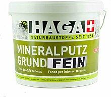 HAGA Mineralputzgrundierung fein 10 kg