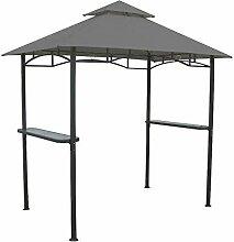 Hagardo Grill-Pavillon aus Metall mit