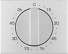 Hager K5–Zentralplatte Fernbedienung Timer