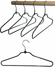 Hagspiel Kleiderbügel aus Metall, 10 St.
